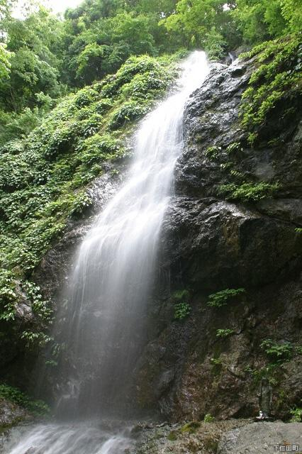 蒔田不動の滝