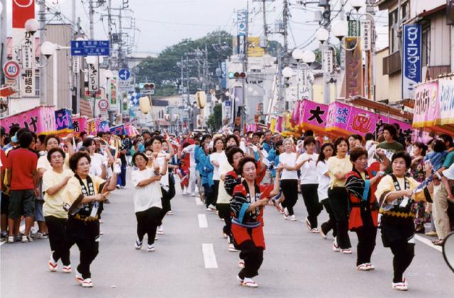 【2021年中止】伊勢町祇園祭