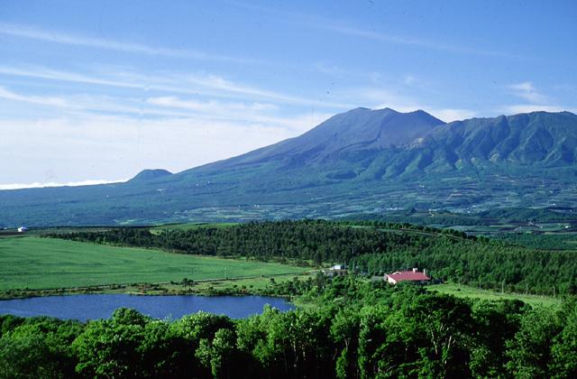 浅間山(群馬県嬬恋村)