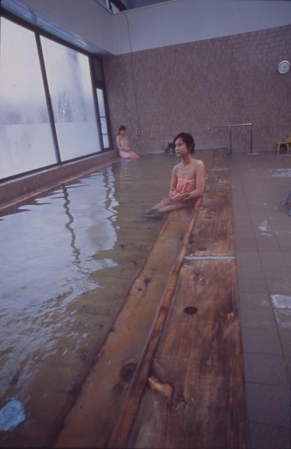 嬬恋バラギ温泉 湖畔の湯