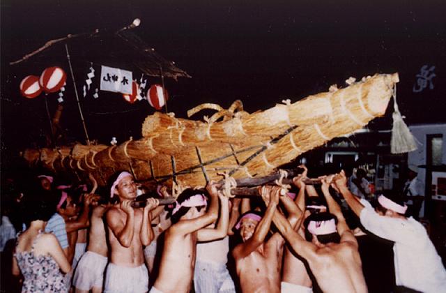【2021年度中止】水神祭(群馬県玉村町)