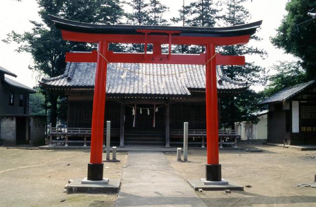 Shanichi Inari Shrine★10524ag2130009538