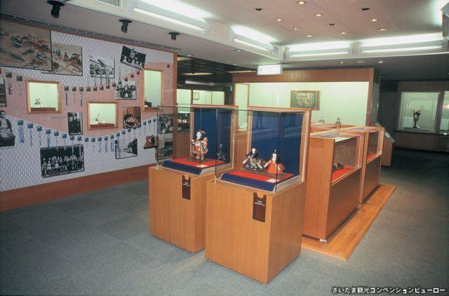 東玉人形の博物館