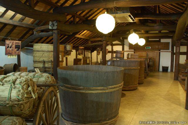 鈴木酒造酒蔵資料館