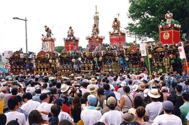 【2021年規模縮小開催予定】熊谷うちわ祭