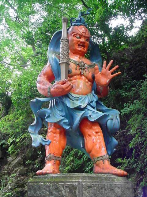 奥武蔵の古刹を訪ねるみち