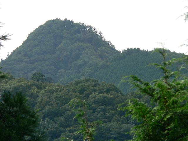 伊豆ヶ岳を越えるみち