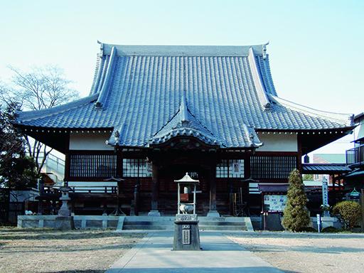 佛母寺(埼玉県本庄市)