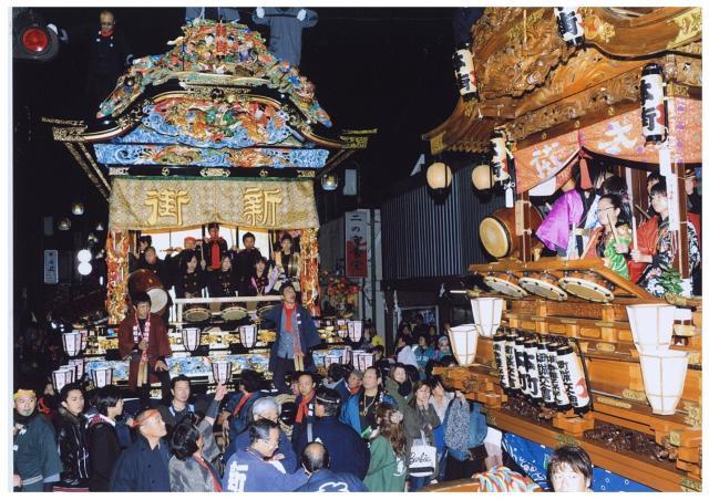 こだま秋まつり(八幡神社例大祭)
