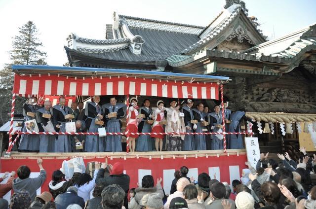 箭弓稲荷神社 節分祭