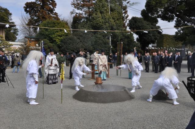 箭弓稲荷神社 初午祭