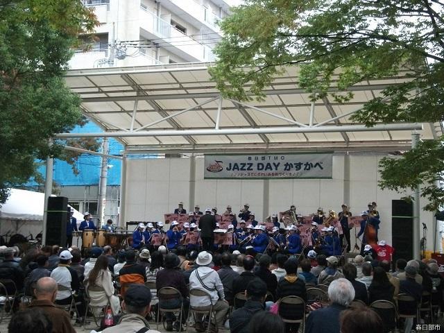 JazzDayかすかべ2019秋
