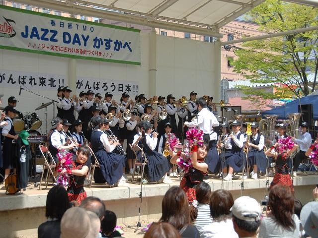 【開催中止】JazzDayかすかべ2020春