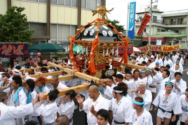 【2021年開催中止】羽生てんのうさま夏祭り