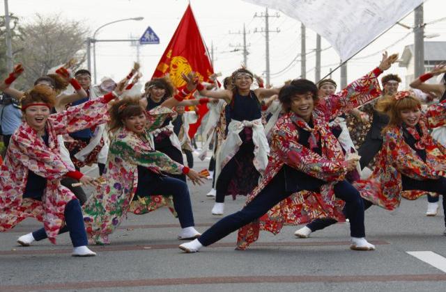 【2020年度中止】おかべコスモス祭/花火大会
