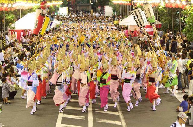【1年延期】第36回南越谷阿波踊り