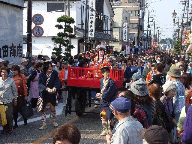 【2020年度中止】中仙道武州蕨宿宿場まつり