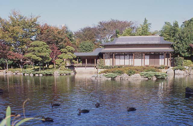 愛宕公園(埼玉県入間市)