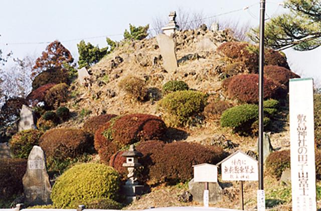 田子山富士塚