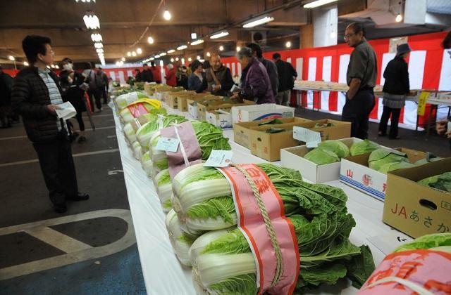 新座快適みらい都市市民まつり第46回収穫祭