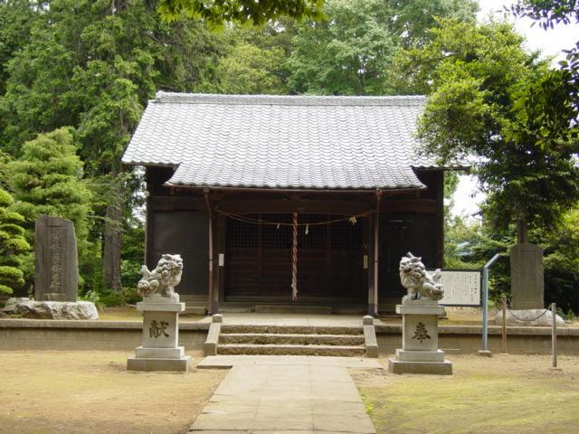 宮内氷川神社
