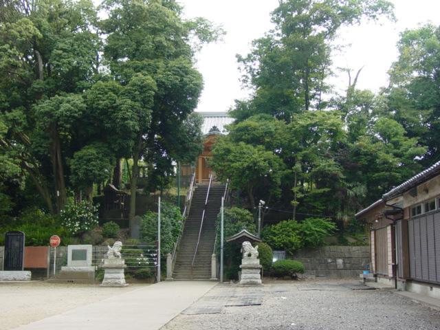 東間浅間神社
