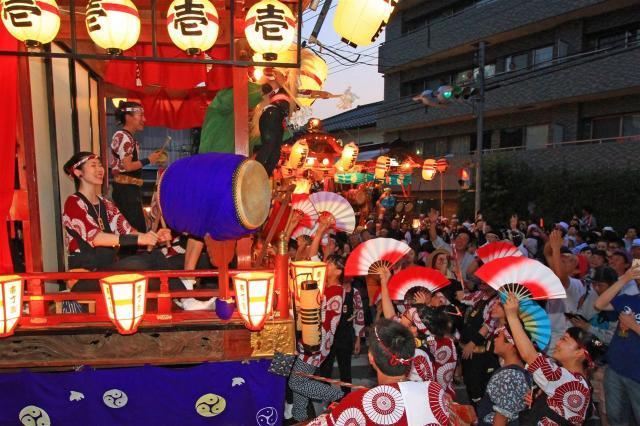 【中止】坂戸八坂祭