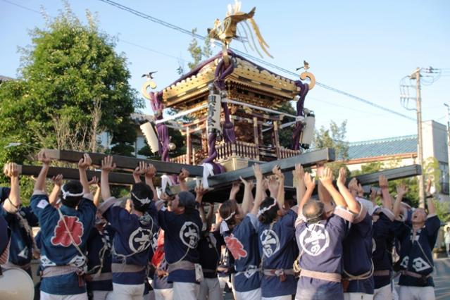 【2020年度中止】吉川八坂祭り