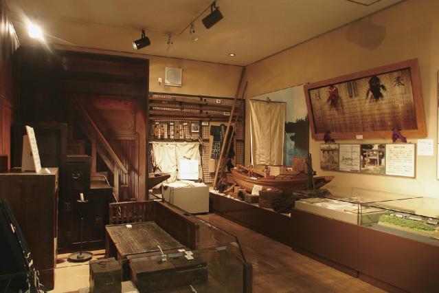 ふじみ野市立上福岡歴史民俗資料館