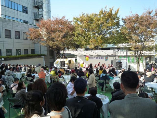 三芳町産業祭