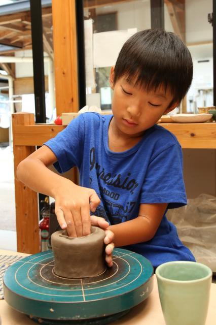 [在8/12召開、事情之前的申請]陶器藝術教室