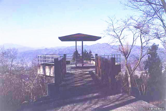 美の山展望舎