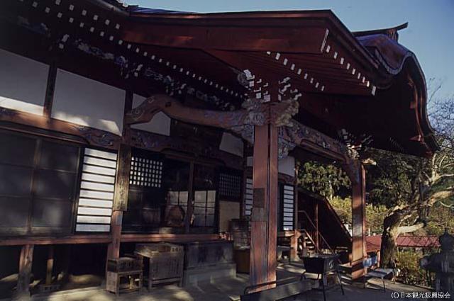 医王寺(二十三夜寺)