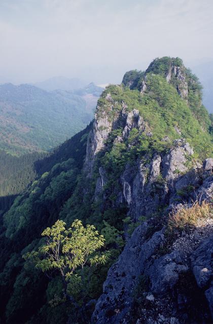 二子山(埼玉県小鹿野町)