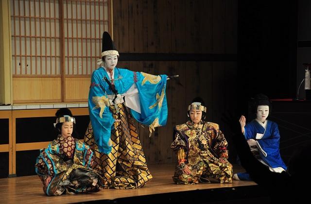 【2021年中止】歌舞伎・郷土芸能祭
