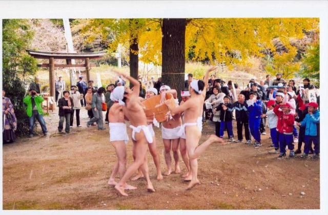 裸まつり(盤台行事)