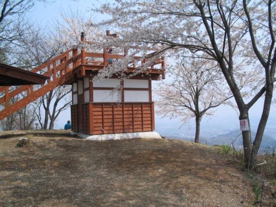 鐘撞堂山(埼玉県寄居町)