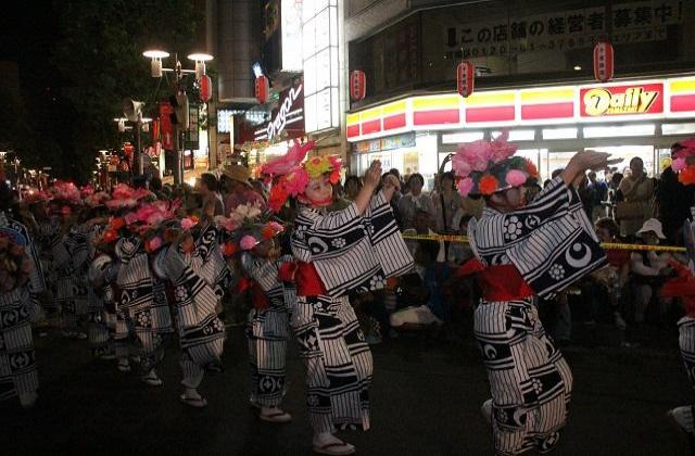 【2021年度中止】第46回 千葉の親子三代夏祭り