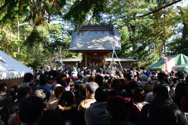 菅原大神春の例祭