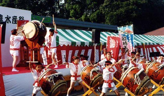 船橋市農水産祭