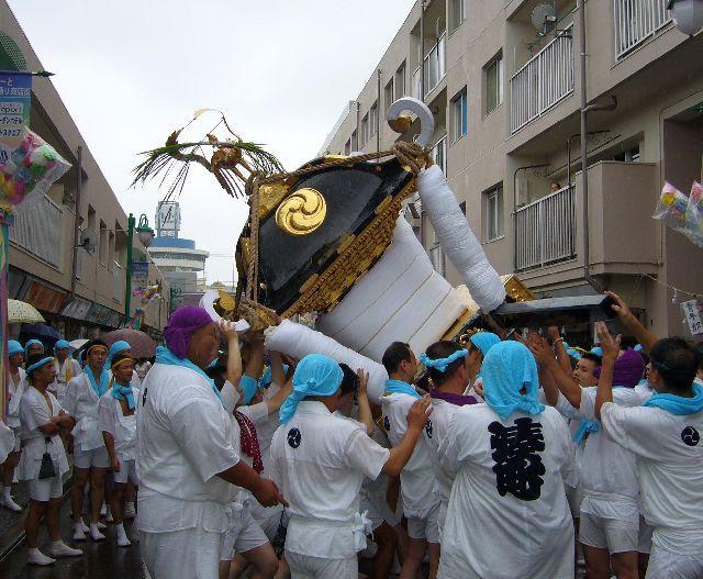 八剱神社例大祭