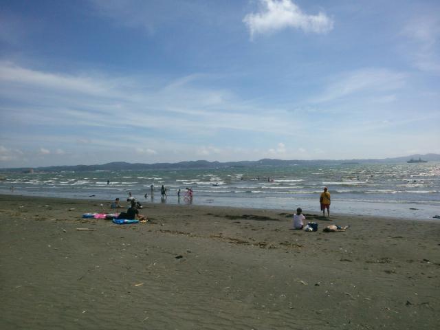 那古海水浴場