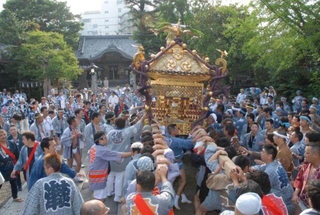 Yatsurugi Hachiman Shrine Annual Festival★12206ba2212061064