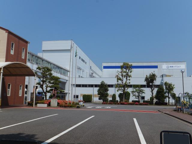 雪印メグミルク(株)野田工場