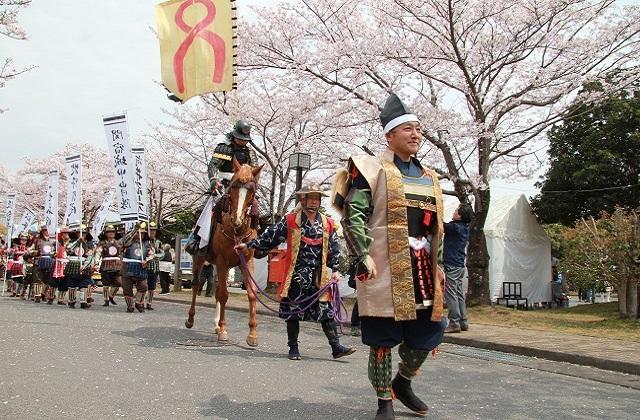 野田市関宿城さくらまつり