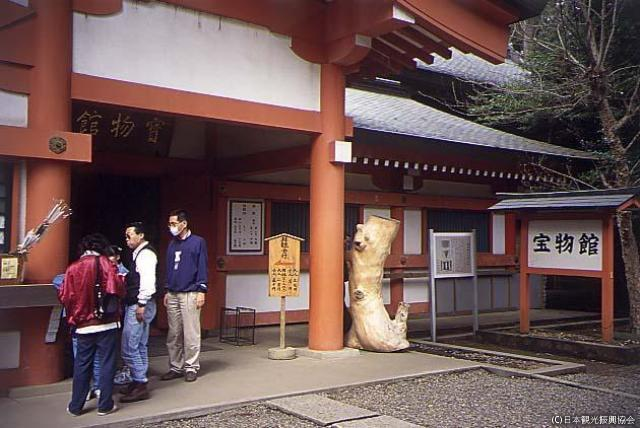 香取神宮寶物館