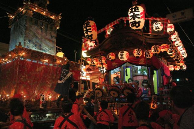 【2020年度神輿中止】佐倉の秋祭り