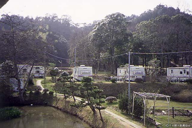 勝浦chirorin村自動露營地