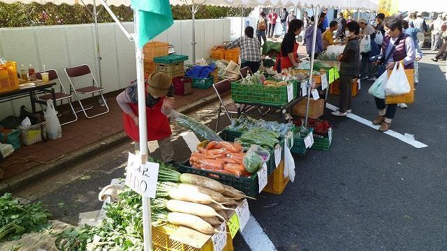 【2020年中止】鎌ケ谷市農業まつり