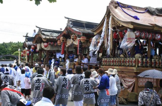 【2021年は中止】久留里夏祭り